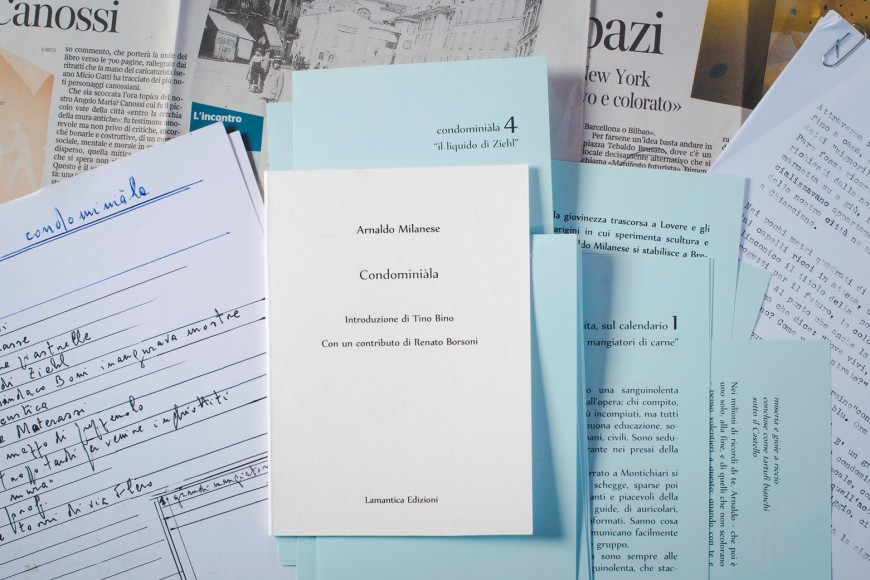 Foto libro Condominiàla rit. - ph. Fabiana Zanola